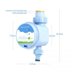 Electronic WiFi Remote Control Automatic Garden Irrigation water Timer Intelligent Flowers Watering Garden Watering System