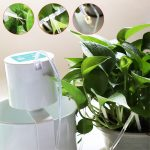 Intelligent garden automatic watering device Succulents plant Drip irrigation tool water pump timer system Controller Drip arrow