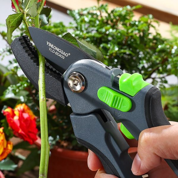 Gardening Pruning Shears, Which Can Cut Branches of 35mm Diameter, Fruit Trees, Flowers,Branches and Scissors