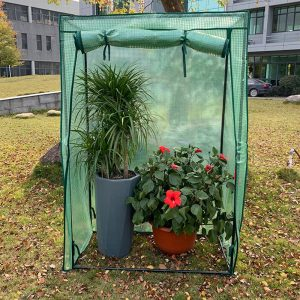 Plant warm room flower room greenhouse multi-meat green rose insulation cover outdoor roof balcony flower nursery warm tent