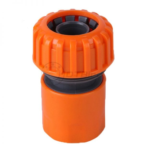 1-Inch Fast Water Pipe Connector Car Washing Gun Tap Household Garden Soft Water Pipe Fittings Plastic Pacifier